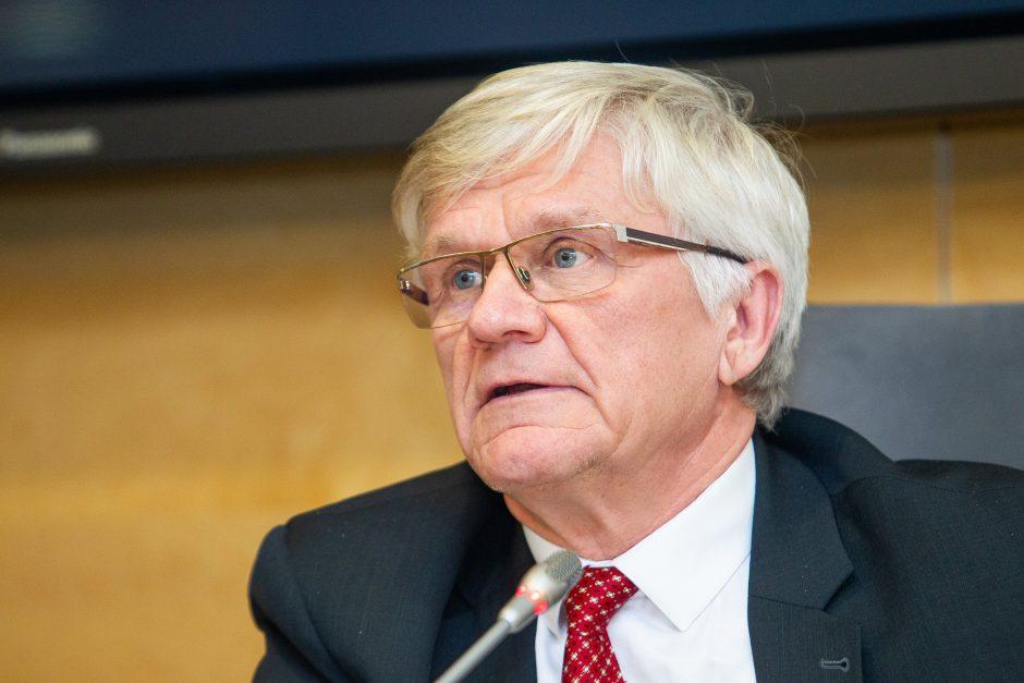 L. Kukuraičio atsakas M. Puidokui: vaiko interesai yra svarbiausi