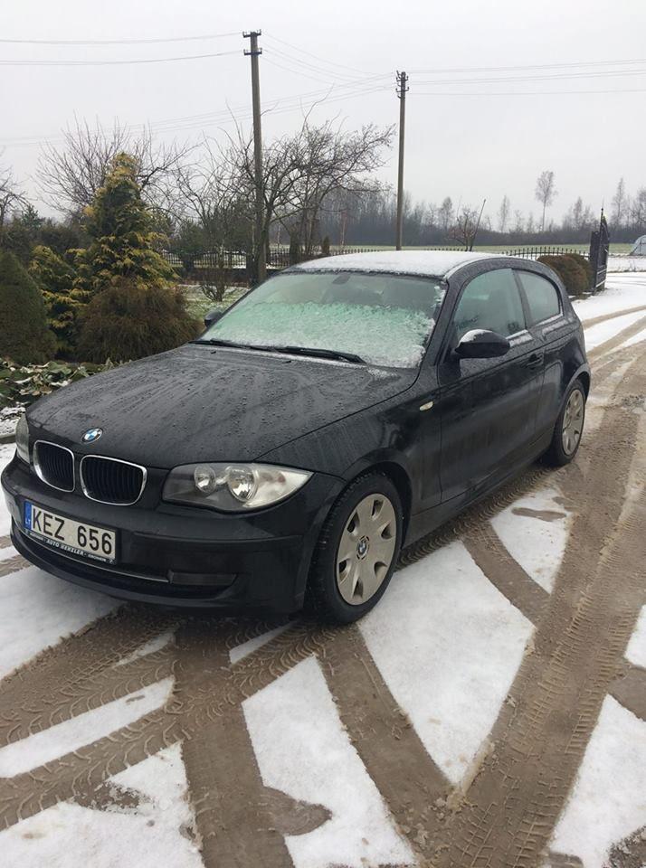 Iš kaunietės pavogtas BMW – prašo atsiliepti ką nors žinančius