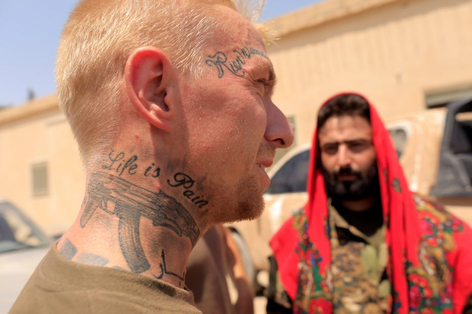 Amerikiečiai Afganistane nukovė aukšto rango džihadistus