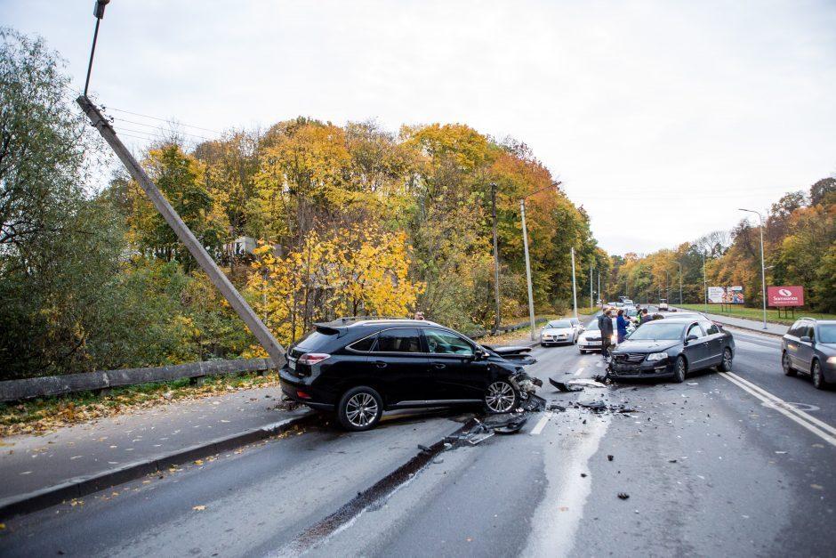 Ginčytini eismo įvykiai: kada kalti abu vairuotojai?