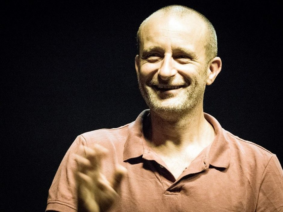J. Strømgrenas: turėti humoro jausmą ir kvatoti – du skirtingi dalykai