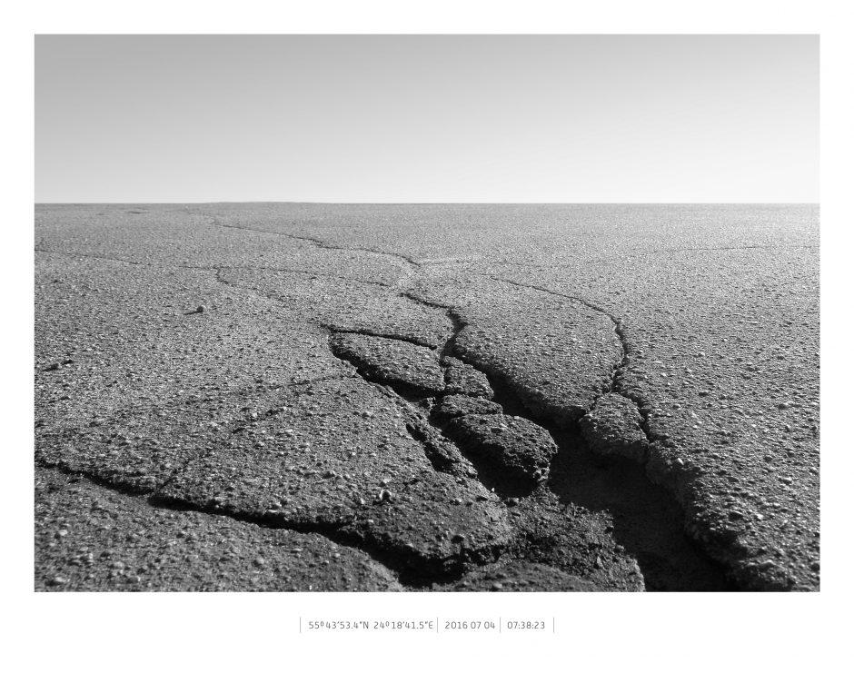 Vaizdai tarsi iš Marso: kai fotografijos išduoda vienišumą
