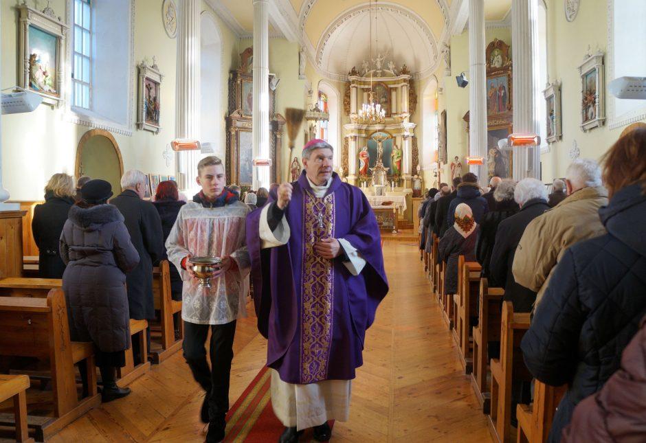P. Strelčiūnui – neeilinis čekiškiečių dėmesys