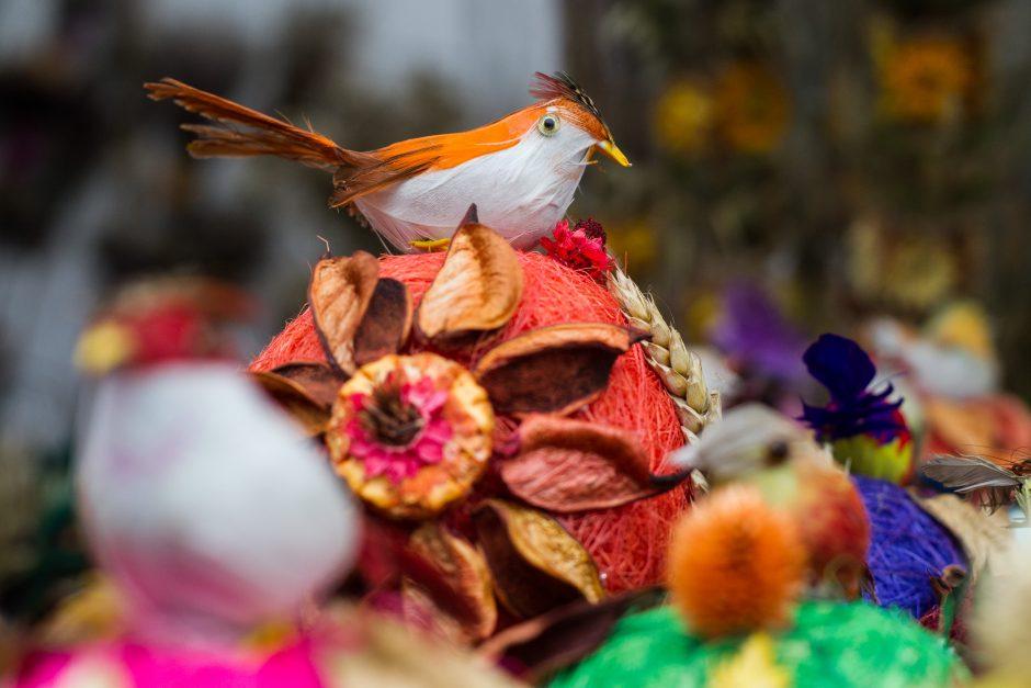Pavasarinėje Kauno mugėje – nuo tradicijų iki išmaniųjų žaidimų