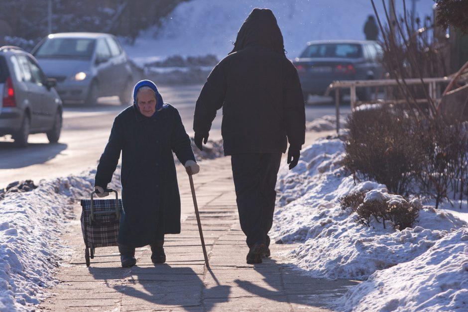 Vidutinė tikėtina gyvenimo trukmė Lietuvoje ilgėja jau dešimtmetį