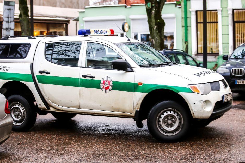 Laisvės alėjoje siautėjusius užpuolikus pareigūnai sulaikė per 20 minučių