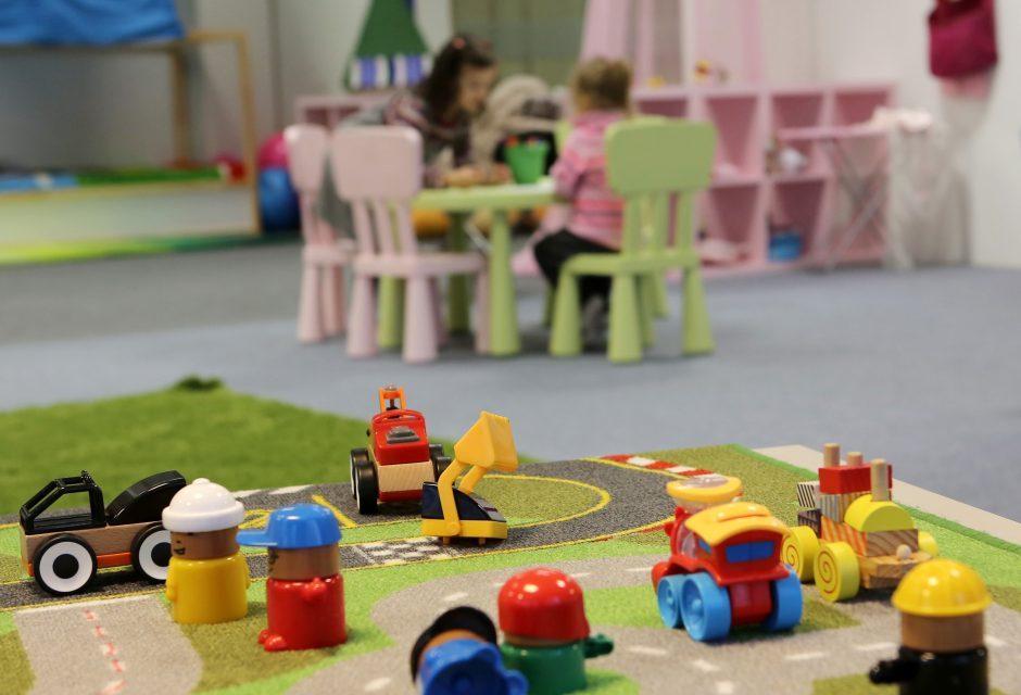 Pradėtas dar vienas tyrimas dėl darželyje sumuštų vaikų