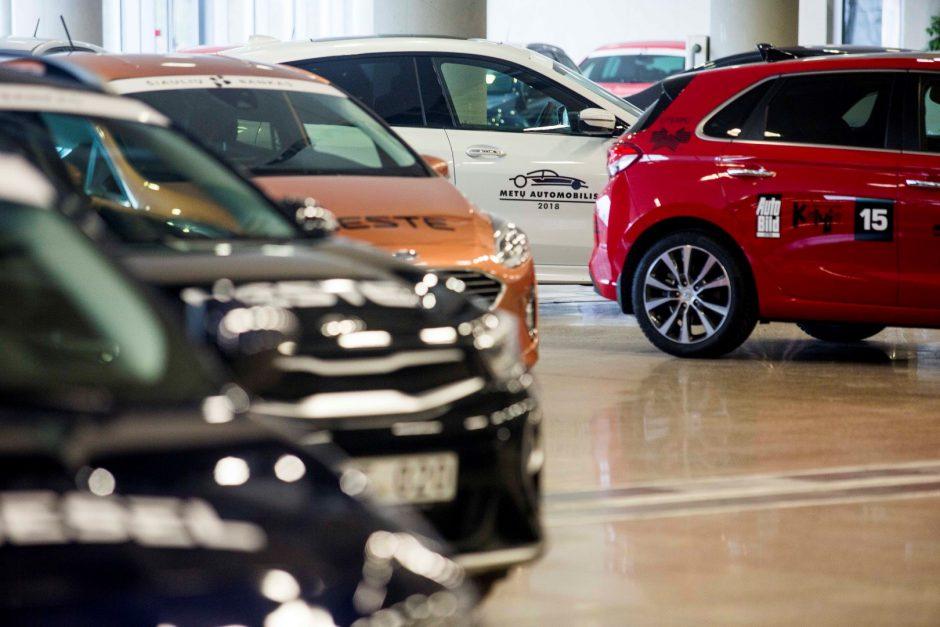 """""""Lietuvos metų automobilio 2019"""" startas – Kaune"""