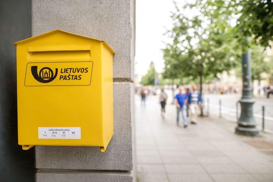 Lietuvos paštas – vagių gniaužtuose?