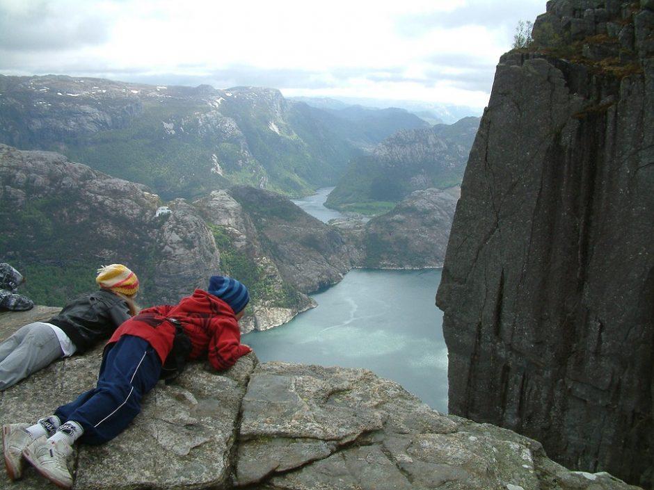 Laimingiausi žmonės pasaulyje – norvegai