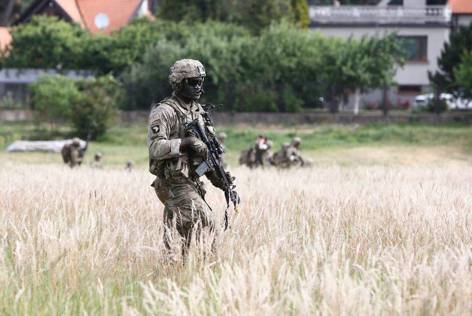 Kauno rajone – karių persikėlimo per Nemuną operacija