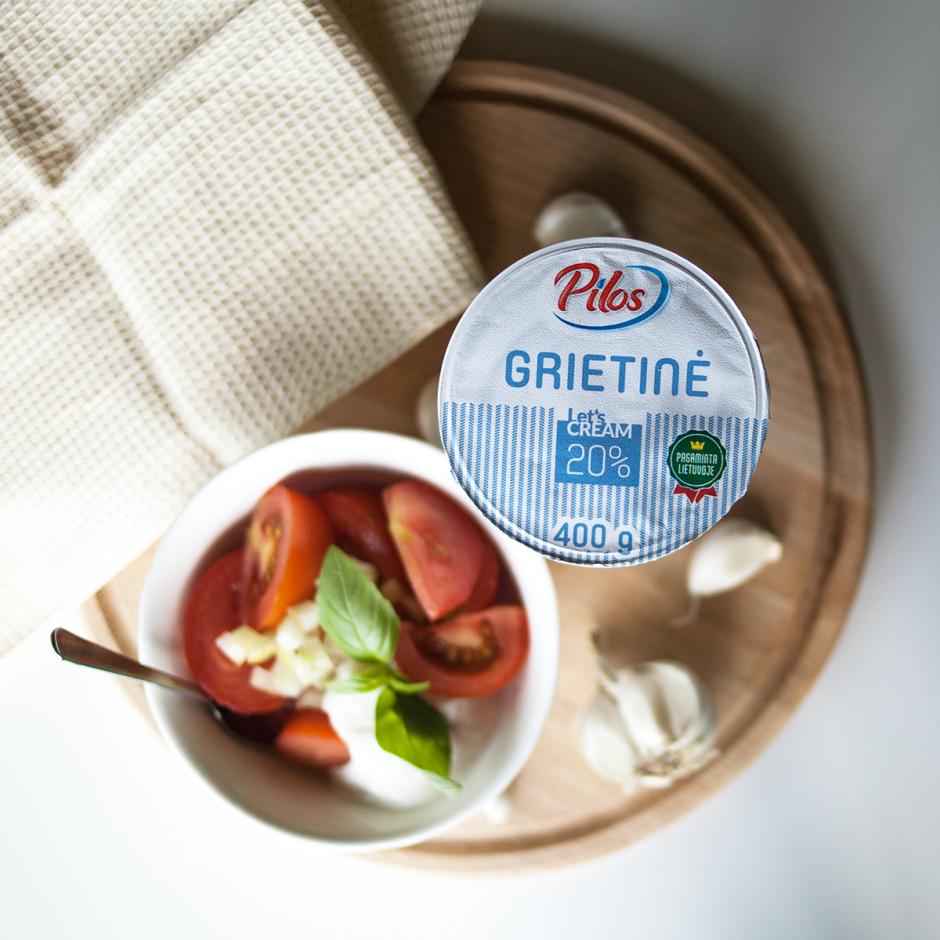 """Beveik pusė privataus """"Lidl"""" prekės ženklo pieno produktų – lietuviški"""