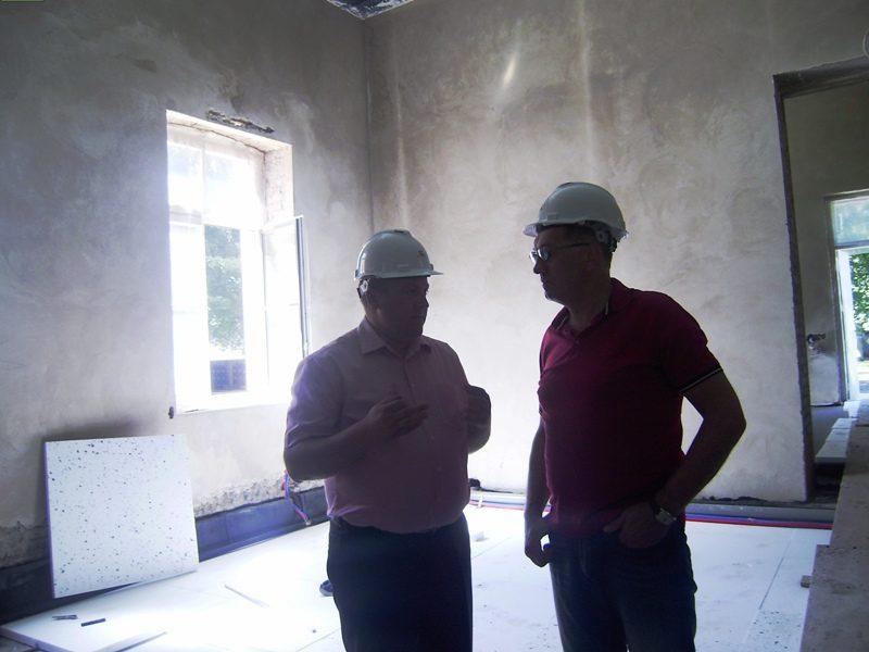 Palangoje poilsiaujantis Premjeras A. Butkevičius domėjosi kurorto infrastruktūra