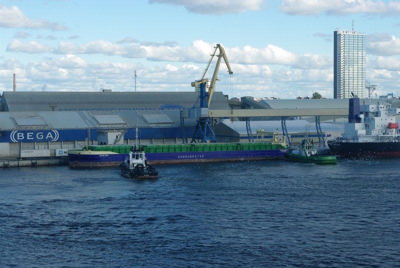 Klaipėdos uoste prie krantinių – nauji gyliai