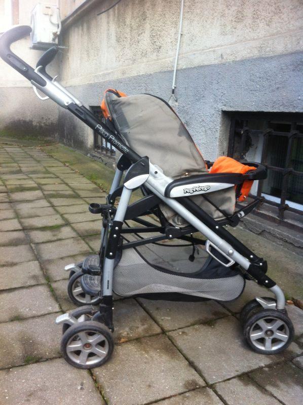 Klaipėdos policija ieško galimai pavogto vežimėlio savininkų