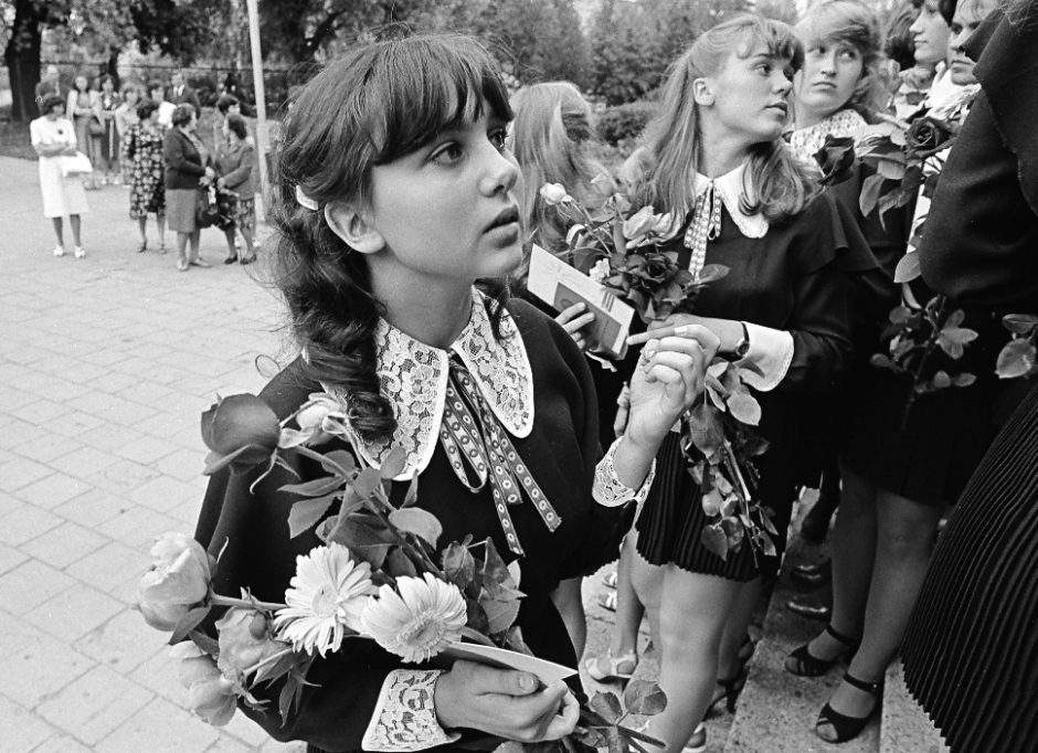 Fotografijos klasiko V. Strauko retrospektyvoje – ir Klaipėda, ir visa Lietuva