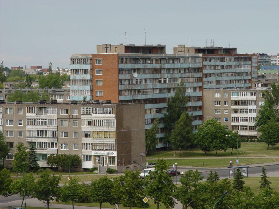 Klaipėdos savivaldybė už 1,3 mln. litų pirks 9 butus