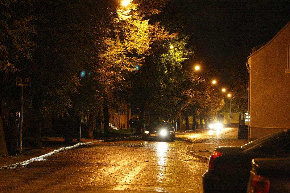 LED šviestuvai uostamiesčiui per brangūs