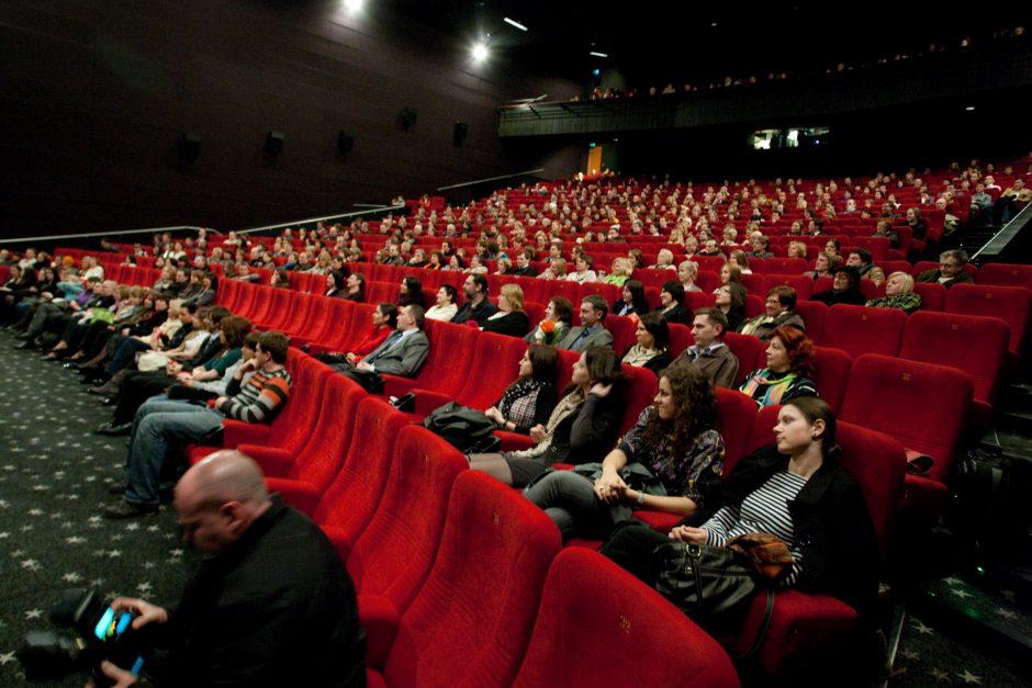 Kino teatras – it valgykla