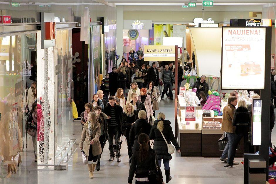 Uostamiesčio prekybos centruose – smulkūs pažeidimai