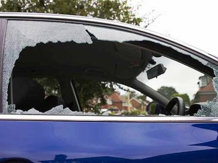 Klaipėdoje saugomoje bendrovės teritorijoje apvogti šeši automobiliai