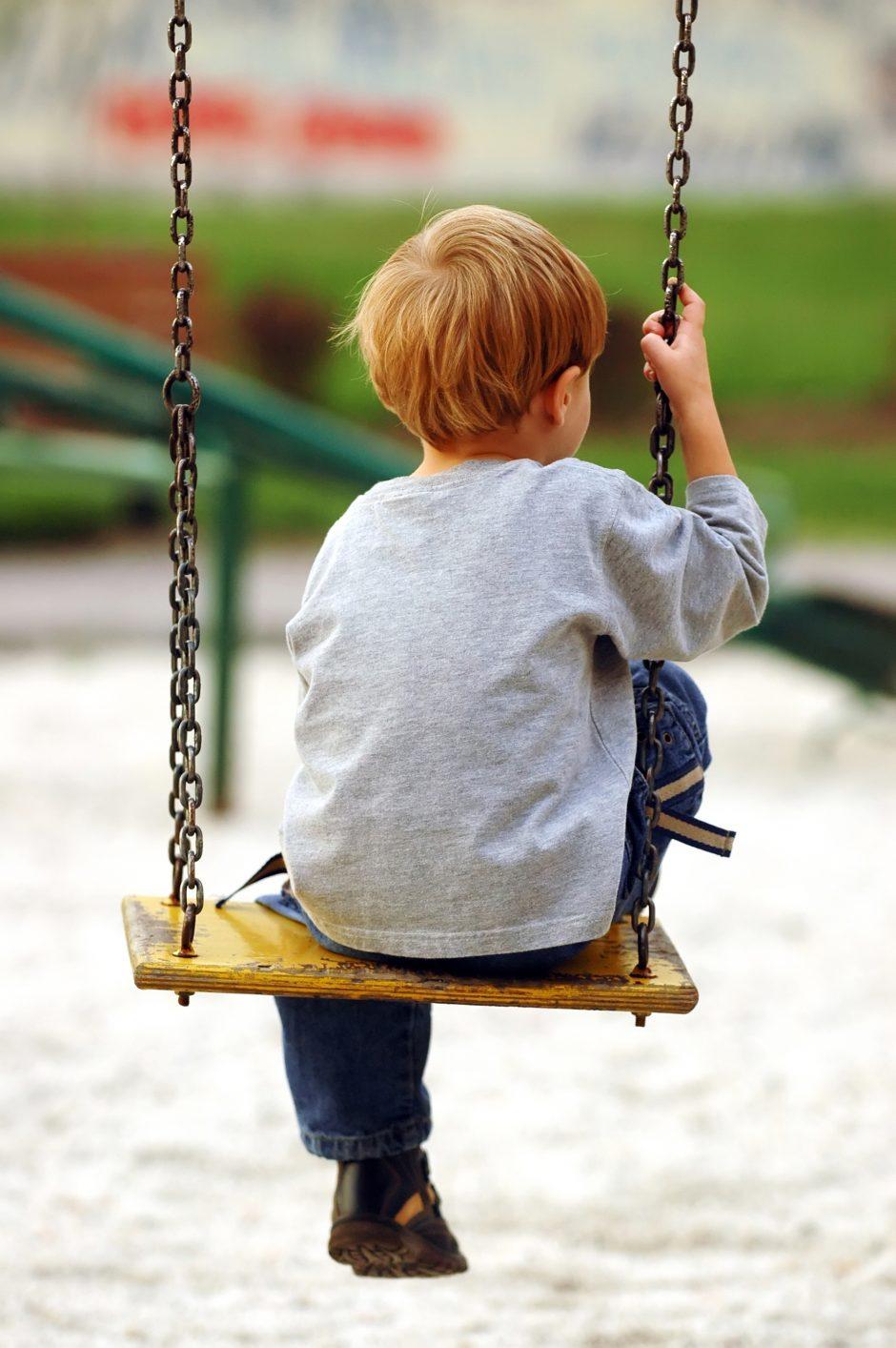 Beglobiams vaikams – 15 naujų šeimų