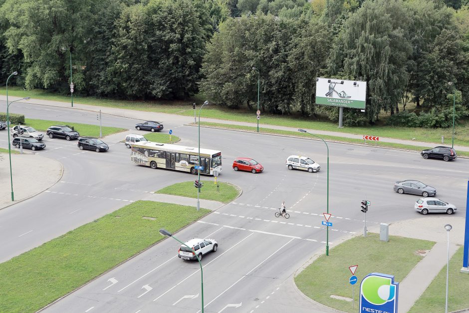 Sankryžos rekonstrukcija išklibino Klaipėdos valdančiuosius