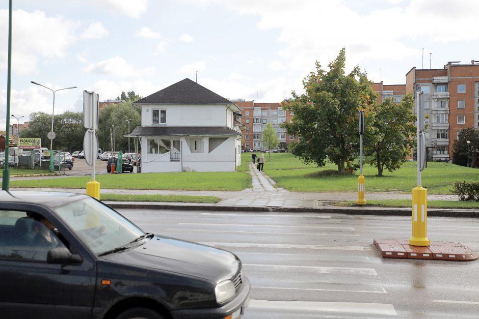 Klaipėdoje išdygs naujas prekybos centras