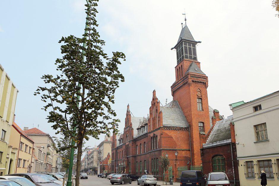 Klaipėdos pašto priedangoje - aferistai (garsiausia prieškario byla)