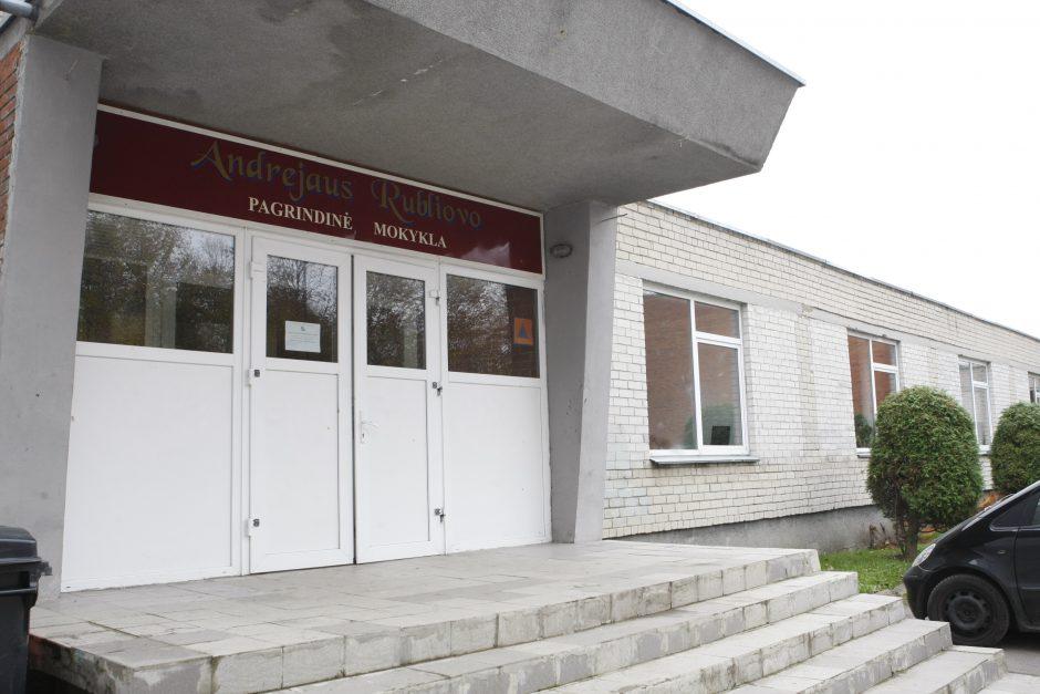 Klaipėdos A.Rubliovo pagrindinė mokykla – vėl dėmesio centre