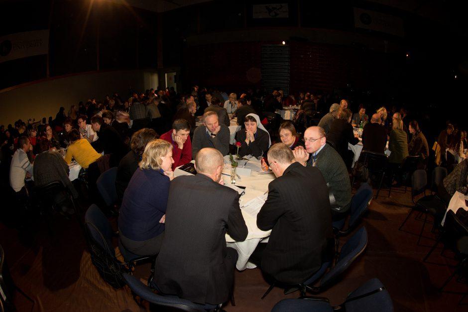 Į LCC tarptautinį universitetą sugrįžta Pasaulinė lyderystės konferencija