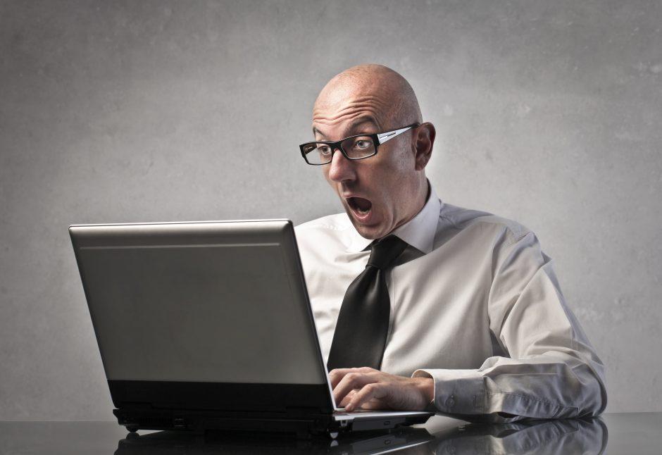 Mėginantiems patekti į valstybės tarnybą – šokiruojantis testas