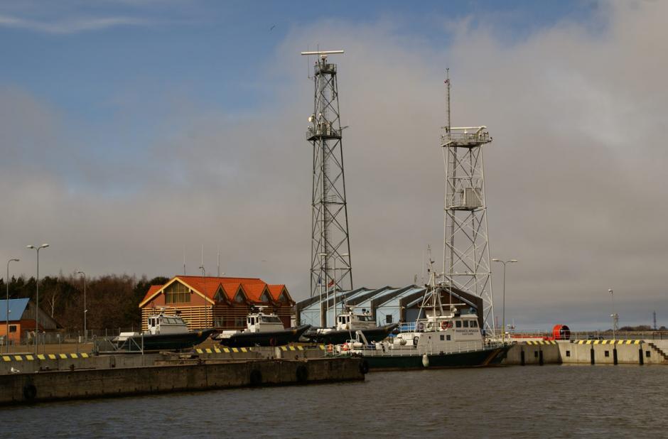 Lietuva įteikė notą Rusijai dėl sienos pažeidimo Kuršių mariose
