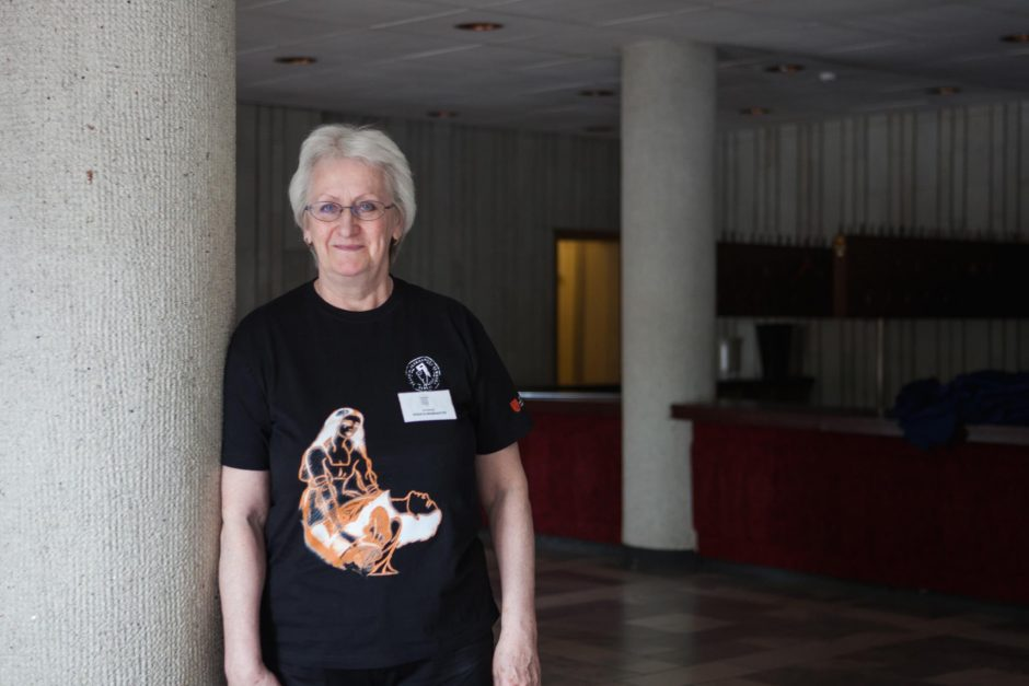 Trisdešimt teatro metų: V. Markaitytė