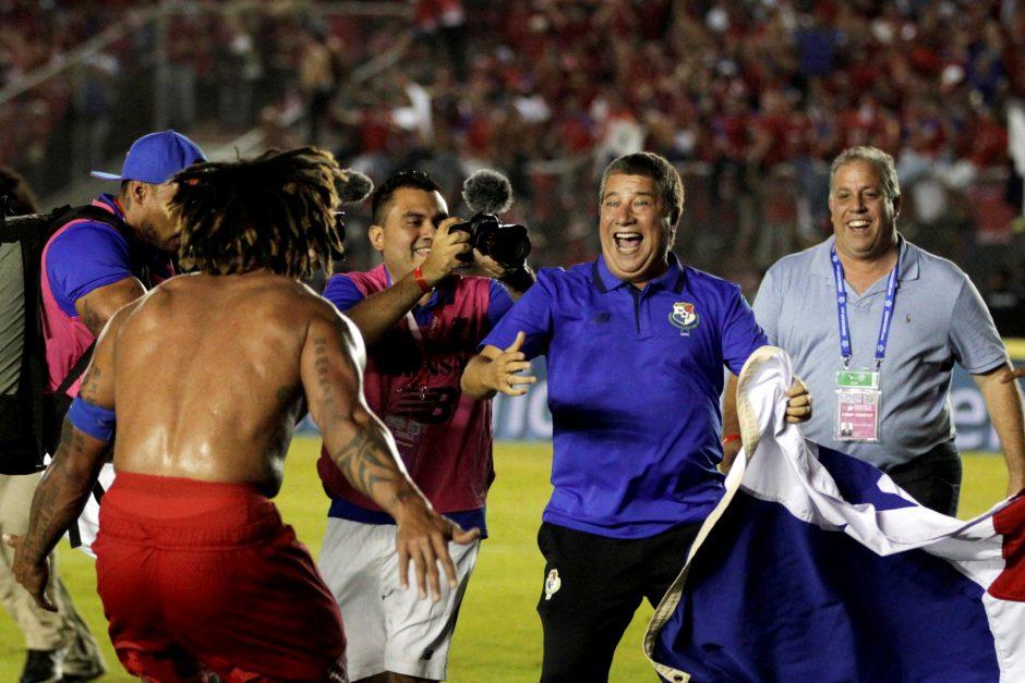 Fiasko: JAV liko be pasaulio čempionato, Panama – triumfuoja