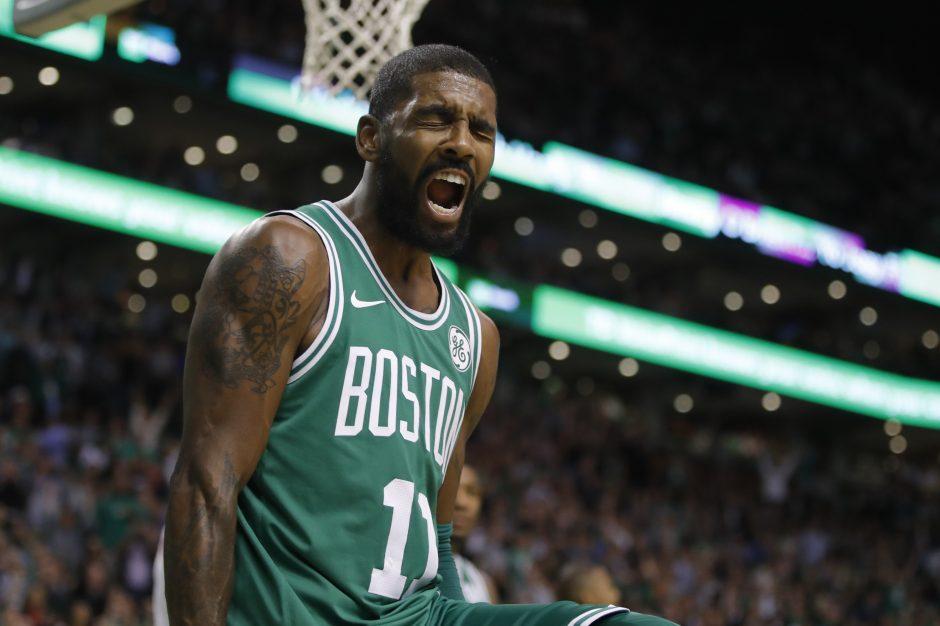 """""""Celtics"""" gąsdina varžovus toliau: patiesė čempionus ir laimėjo 14-ą kartą iš eilės"""