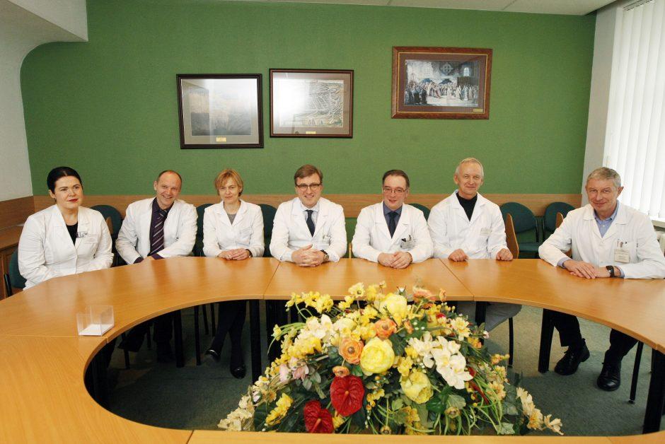 Kova su onkologine liga: svarbiausia – pacientas ir komandinis darbas