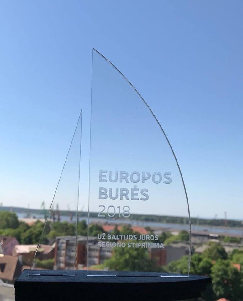 """""""Europos burė"""" – Uosto direkcijai"""
