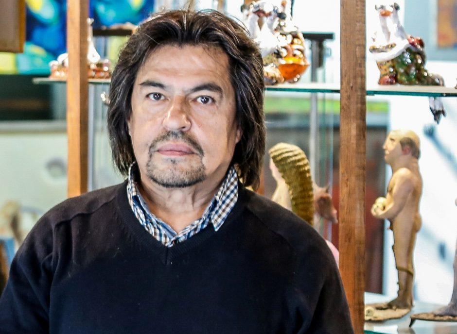 I. Baročio keramikos skulptūrų parodoje – integracijos analizė