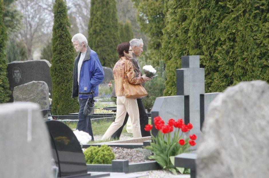 Tebeieško tinkamiausios vietos kapinėms