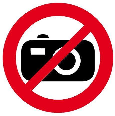 Užmirškite fotoaparatą