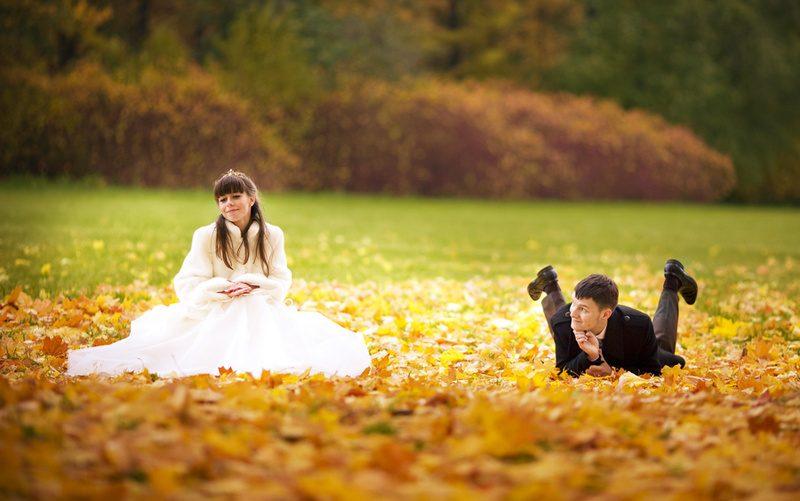 Ruduo ir vestuvių metas