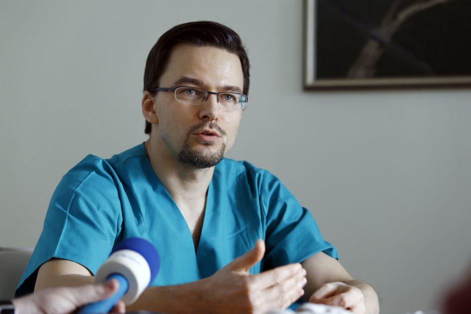 Klaipėdos jūrininkų ligoninėje – unikalios širdies operacijos
