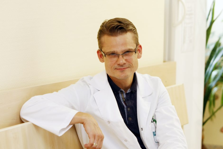 Tyrimas apie adenoidų ir tonzilių pašalinimą įnešė sumaišties