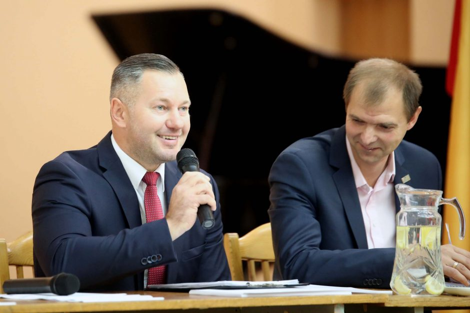 Socialdemokratų kandidatas į Kauno merus – G. Černiauskas