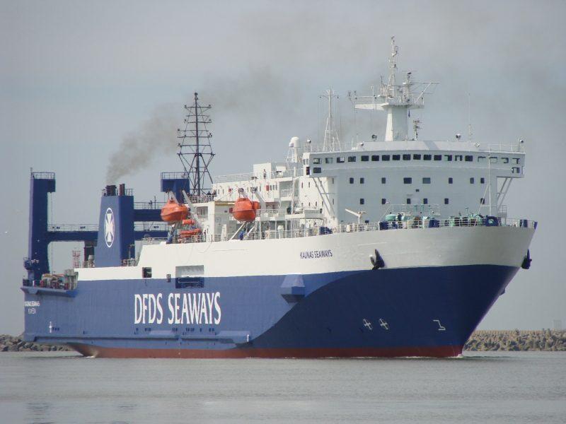 Ukrainoje – sujudimas dėl jūrų keltų
