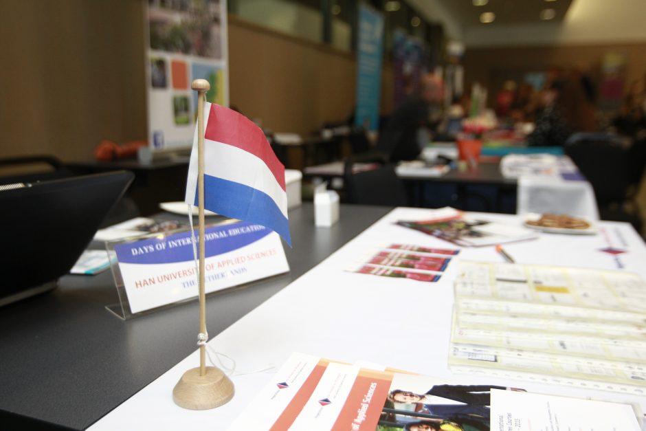 Tarptautinių studijų dienoms – vis daugiau dėmesio