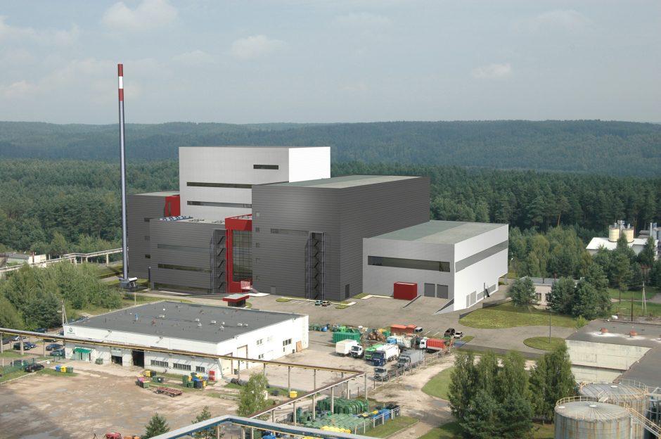Teismas laikinai sustabdė leidimą statyti atliekų deginimo gamyklą Vilniuje