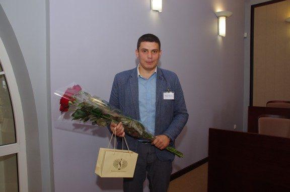 M. Lukšienės premija skirta Vilniaus Vytauto Didžiojo gimnazijos fizikos mokytojui