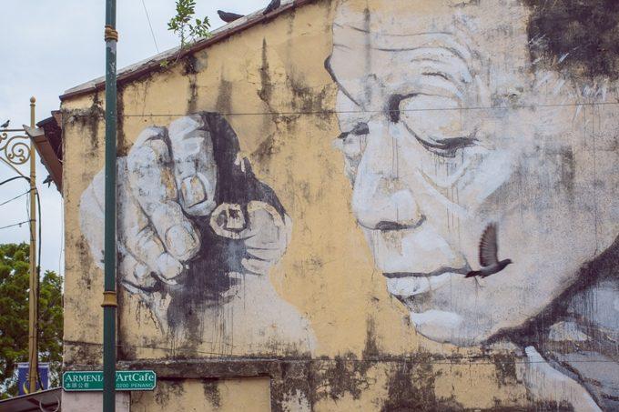 """Vilnius Street Art: kas dedasi ant """"Lietuvos""""?"""